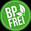 Logo für BP freies Thermopapier