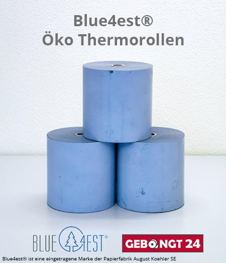 Blue4est Öko Thermorollen
