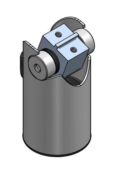 SpacePole® DuraTilt® Dreh- und Kippgelenk SP2