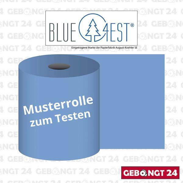 Blue4est Öko Thermorolle - Musterrolle zum Testen
