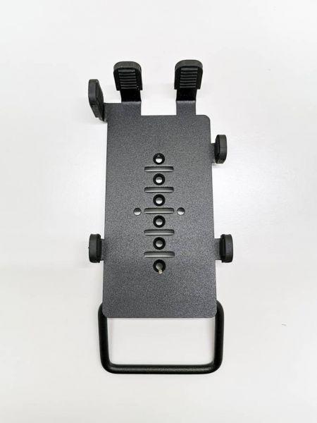 """SpacePole Halteplatte für das EC-Gerät """"Verifone P200"""" und """"Verifone P400"""" - Front"""