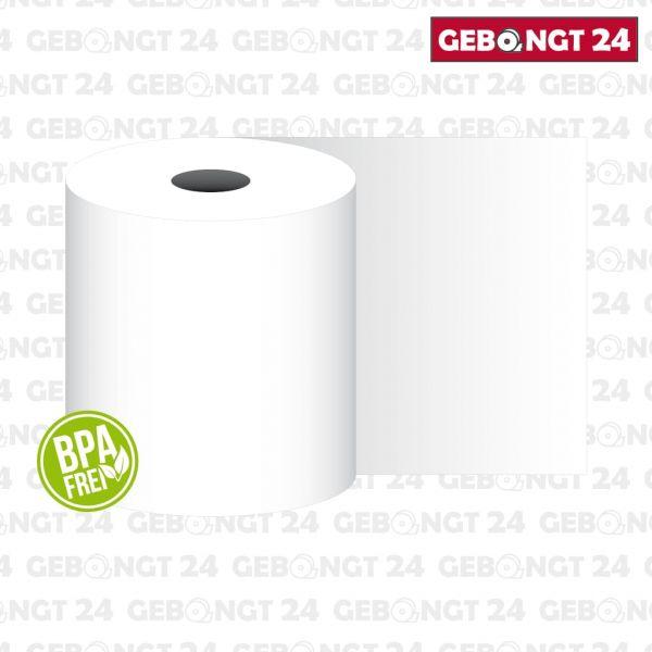 Thermopapierrolle 62 x 50m x12 I BPA frei
