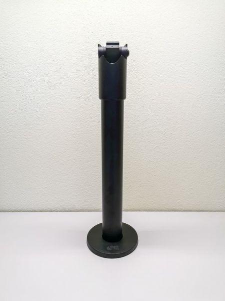 SpacePole® DuraTilt® - Standrohr 300 mm - Front