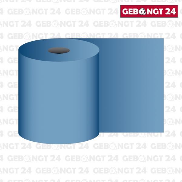 Thermorolle blau 80mm (Abb. ähnlich)
