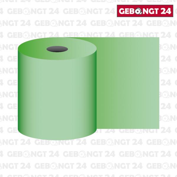Thermorolle 62mm, grün (Abb. ähnlich)